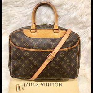 Authentic Louis Vuitton Trouville #1.1P